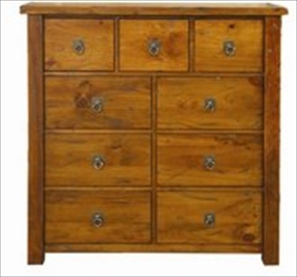 Kimberley 9 Drawer Chest Instyle Living